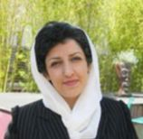 Narges Mohammadi (© Amnesty International)
